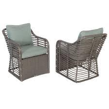 Hampton Bay Wicker Patio Furniture Upc 843045021810 Hampton Bay Chairs Cane Crossing All Weather