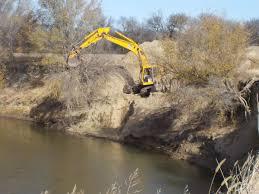 salina ks sunflower field by kansas state university kansas state university researchers study ways to stabilize river