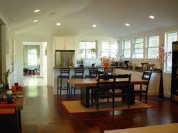 dining room kitchen ideas decor vaulted ceiling lighting for your lighting your space ideas