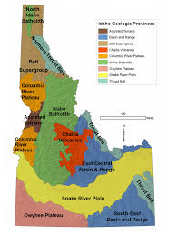 Montana State University Map by Digital Geology Of Idaho