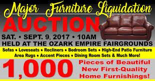 upcoming events u2013 major furniture liquidation auction u2013 diamond s