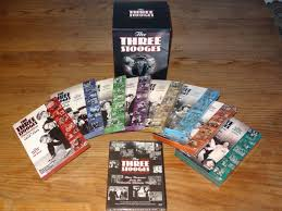 amazon black friday sales on box dvd series collections unboxing the three stooges the ultimate collection dvd set youtube