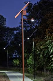 commercial solar lighting for parking lots commercial grade solar lighting for the great outdoors zdnet
