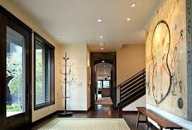 interior design for home lobby decorating ideas and wall design in the hallway of your home