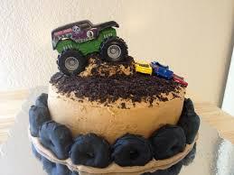 monster truck birthday cake ideas monster birthday cakes for