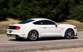 ford mustang gt fastback 2015 2015 ford mustang gt fastback 50 year limited edition motion 2