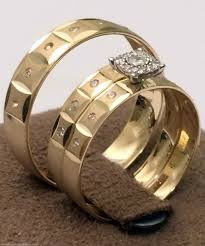 cheap wedding sets for him and cozy cheap wedding rings sets for him and