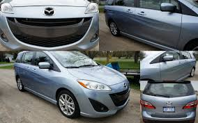 mazda zoom mazda 5 grand touring review just short of crazy