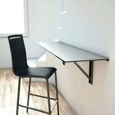 table cuisine murale rabattable l gant table pliante cuisine rabattable murale meuble avec lit a for