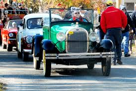 november 17 10 30 a m thanksgiving parade of classic cars town