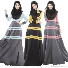model baju 2017 2018 model baju muslim dresses gowns islamic clothing
