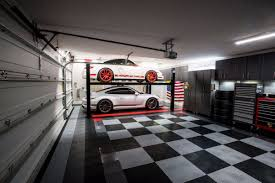 dimensions of a two car garage racedeck diamond garage flooring shop flooring