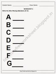 100 english worksheets for nursery students best 25