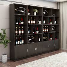 black bookshelf with cabinet buy shelves online bookshelf wall shelves storage racks at ezbuy