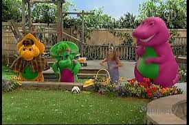 Barney Three Wishes Video On by Do Your Ears Hang Low Barney Wiki Fandom Powered By Wikia
