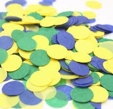 online get cheap confetti yellow blue aliexpress com alibaba group