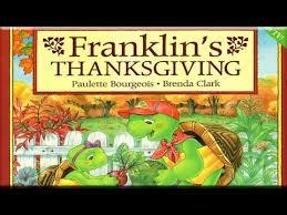 franklin s thanksgiving read aloud