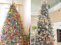 christmas trees color your christmas with these 10 artificial trees hgtv s