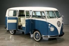 1963 volkswagen t1 bus coys of kensington
