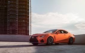 rcf lexus orange 2015 lexus rc f orange wallpaper hd car wallpapers