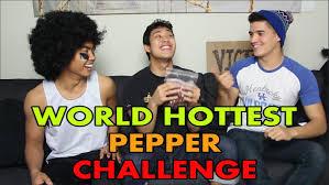 Challenge Wassabi Productions World Pepper Challenge Fail Ft Wassabi Productions