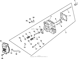 kohler cv12 5 1270 john deere 12 5 hp parts diagrams