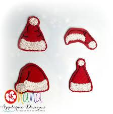santa hats santa hats felties