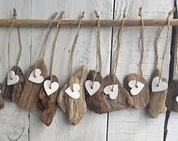 driftwood ornament etsy