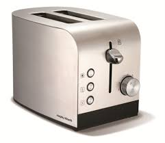 Morphy Richards Kettle And Toaster Set Equip Brushed Stainless Steel 2 Slice Toaster Toasters