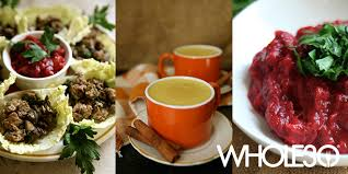 whole30 recipes for your thanksgiving celebration plus some