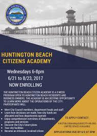 city of huntington beach ca news city launches citizens