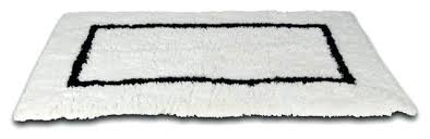 White Bathroom Rug Black And White Bathroom Rugs Engem Me