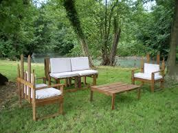 Meuble Exterieur En Palette by Table De Salon De Jardin En Palette U2013 Qaland Com
