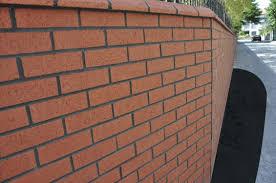 best brick facade interior wall images amazing interior home