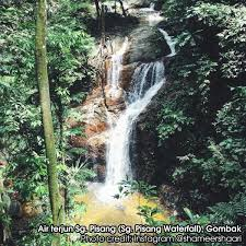 famous waterfalls tourism selangor on twitter