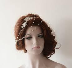how to wrap wedding hair best 25 pearl headband ideas on pinterest bridal headbands