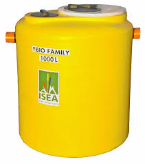 vasche imof imhoff 5 utenti 纔 110 cm altezza 122 cm capacita 1000 lt bricoman