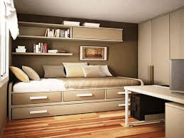 design for small bedroom modern platform bed with slip cover 2