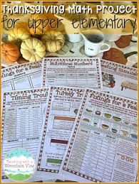 teaching with a mountain view thanksgiving writing activity