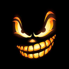 scary pumpkin wallpaper spooky pictures qygjxz