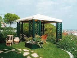 giardini con gazebo gazebo open design infissi alluminio pvc serramenti tende