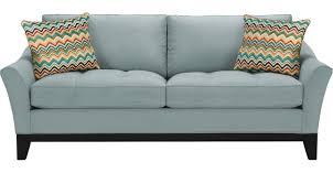 599 99 newport cove hydra sofa classic contemporary microfiber