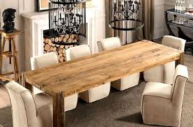 narrow dining room tables reclaimed wood marvelous 25 decorating long narrow dining table ideas ping home
