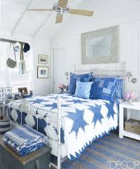 bedroom awesome blue bedrooms with star pattern bedding plus