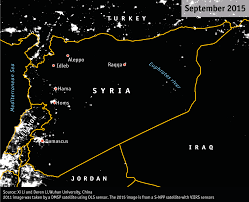 Show Me A Map Of Syria syria u0027s drained population