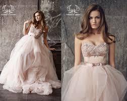 wedding dress blush wedding dress blush bride dress pink