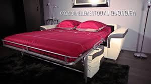 canapé lit gain de place meubles sicre canapé lit rapido gain de place