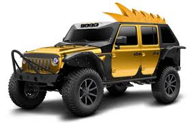 jl jeep imagining the wrangler jl in living color and accessorized