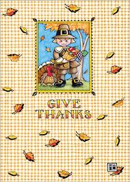 engelbreit pilgrim thanksgiving card by greetings