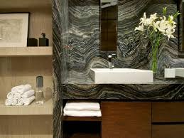 Interior Wall Designs With Stones by Interior Stone Wall Ideas Simple Exposed Stone Wall And Bookcase